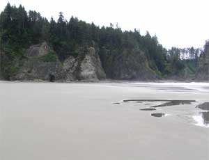 The Cave at Second Beach