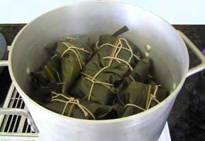 40 Lau Lau in a Pot