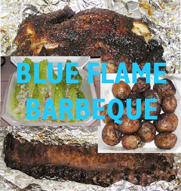 Blue Flame Barbeque