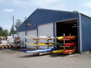 Harbingery Winery and Adventures Through Kayaking
